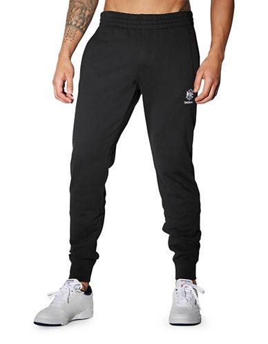 Reebok French Terry Pants-BLACK-X-Large 88654198_BLACK_X-Large