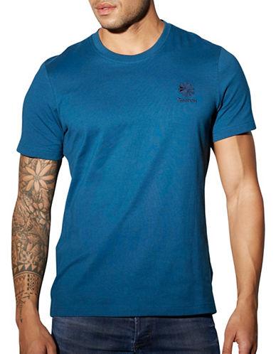 Reebok Classic Starcrest T-Shirt-BLUE-Large 88889978_BLUE_Large