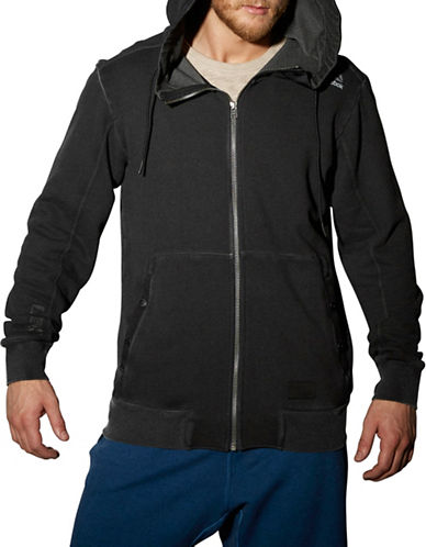 Reebok RNF Washed Full-Zip Hoodie-BLACK-Large 88512900_BLACK_Large