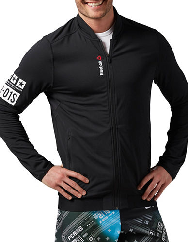 Reebok One Series SpeedWick Track Jacket-BLACK-Large 88512932_BLACK_Large