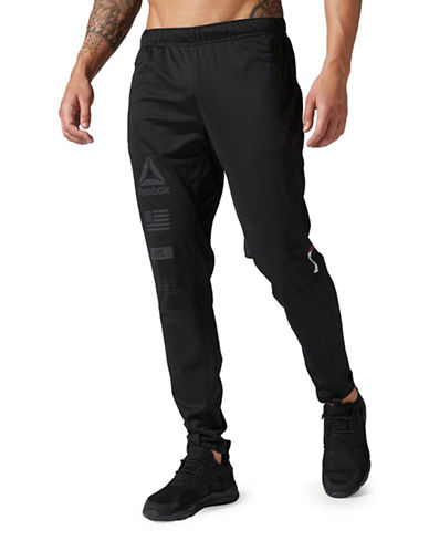 Reebok Knit Track Pants-BLACK-Medium 88654206_BLACK_Medium