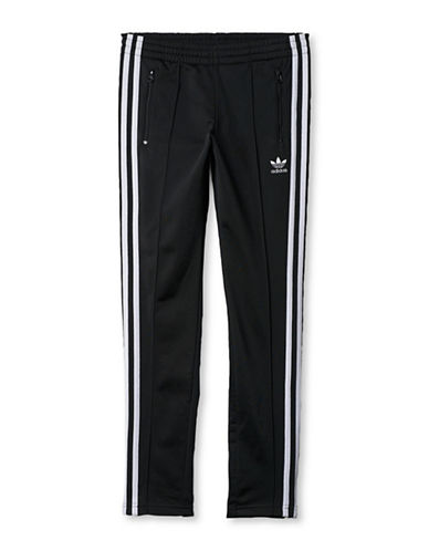 Adidas Originals Supergirl Track Pants-BLACK-X-Small 88508156_BLACK_X-Small