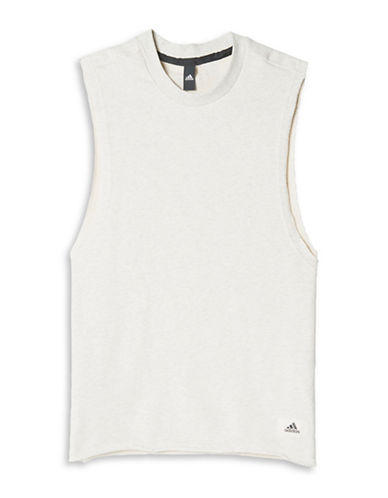 Adidas French Terry Tank-WHITE-Large 88517125_WHITE_Large