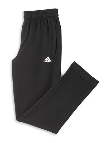 Adidas Tapered Leg Pants-BLACK-Small 88517161_BLACK_Small