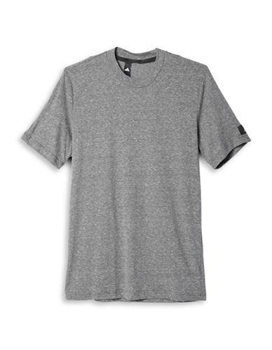 Adidas Basic Jersey Tee-BLACK-Large 88674480_BLACK_Large
