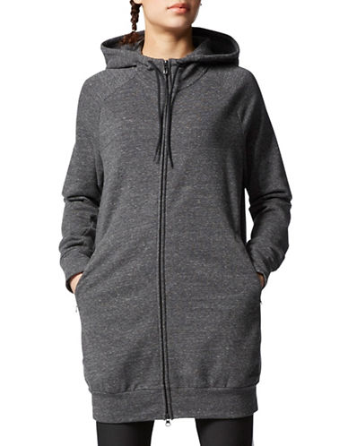Adidas Cotton Fleece Hoodie-GREY-Medium 88791550_GREY_Medium