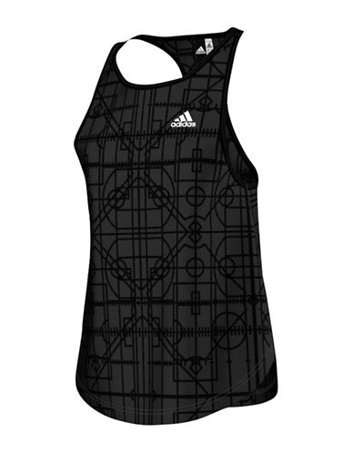 Adidas Lightweight Tank Top-BLACK-Large 88734194_BLACK_Large