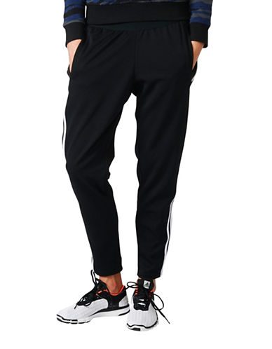 Adidas 3S Tapered Pants-BLACK-Large 88791536_BLACK_Large