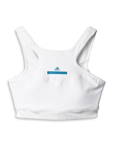 Stella Mccartney High Intensity Bra-WHITE-Large 88454877_WHITE_Large