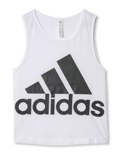 Adidas Athletics Sleeveless Tank-WHITE-X-Small 88508121_WHITE_X-Small