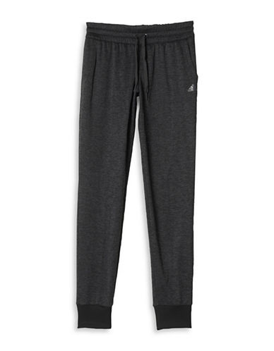 Adidas Ti Fleece Joggers-BLACK-Large 88702226_BLACK_Large