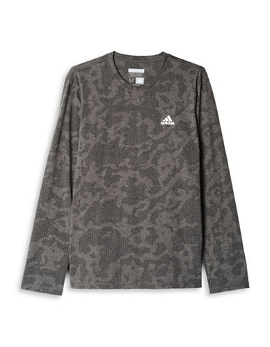 Adidas Aeroknit Decoy Burnout Tee-BLACK-Medium 88674489_BLACK_Medium