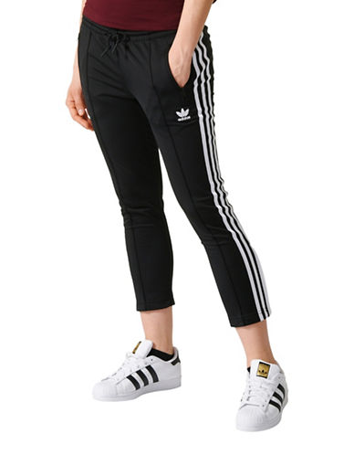 Adidas Cigarette Athletic Pants-BLACK-X-Large 88791569_BLACK_X-Large