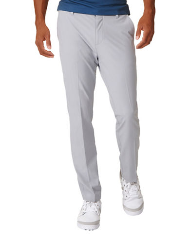 Adidas Golf Ultimate Slim Fit Pants-GREY-40X32