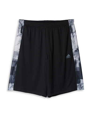 Adidas Cool 365 Long Shorts-BLACK-Large 88424293_BLACK_Large