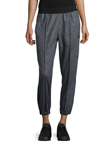 Adidas Low Crotch Embellished Track Pants-GREY-X-Large 88923940_GREY_X-Large