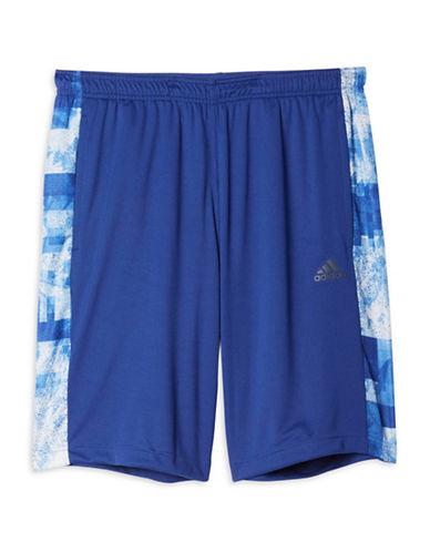 Adidas Cool365 Interlock Shorts-BLUE-X-Large 88779374_BLUE_X-Large