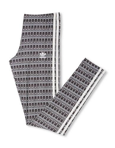 Adidas Pavao Printed Leggings-BLACK-X-Small 88468903_BLACK_X-Small