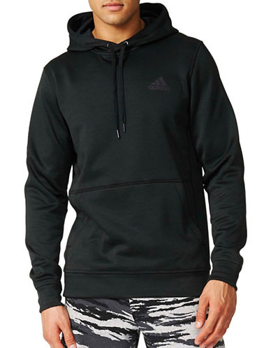 Adidas Team Issue Hoodie-BLACK-Small 88905254_BLACK_Small