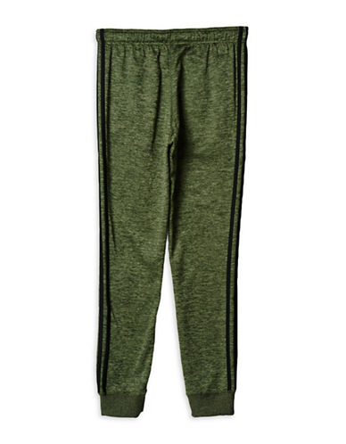 Adidas Team Issue Fleece Joggers-GREEN-Large 88779403_GREEN_Large