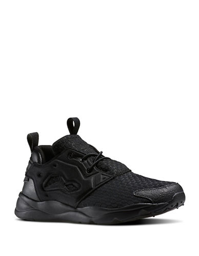 Reebok Furylite 3D UltraLite Mesh Sneakers-BLACK-10 88664345_BLACK_10