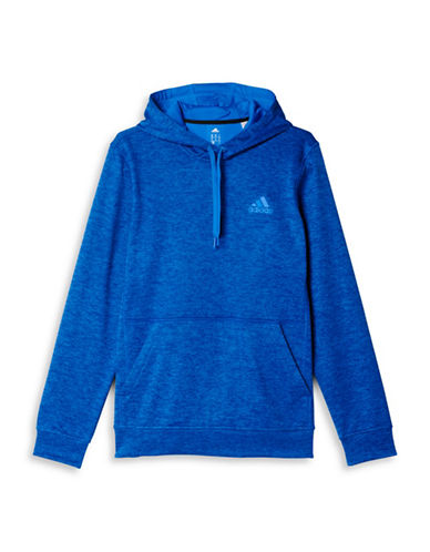 Adidas Team Issue Fleece Hoodie-BLUE-Small 88674538_BLUE_Small