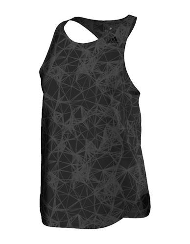 Adidas Deep Armhole Tank Top-BLACK-Small 88560956_BLACK_Small