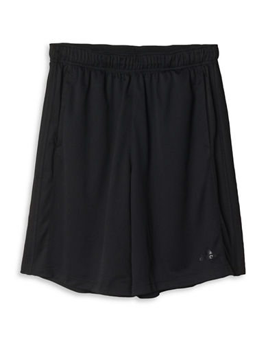 Adidas Essentials Active Shorts-BLACK-Large 88424373_BLACK_Large