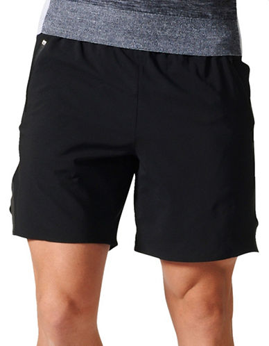 Adidas Ultra Energy Shorts-BLACK-Small