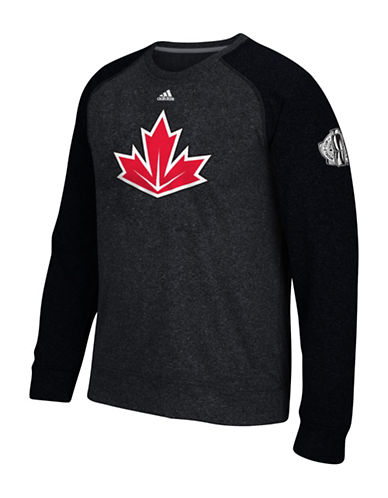 Adidas Ultimate NHL Raglan Top-BLACK-Large 88690502_BLACK_Large
