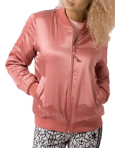 Adidas Pastel Camo Satin Track Jacket-PINK-Medium 88822459_PINK_Medium