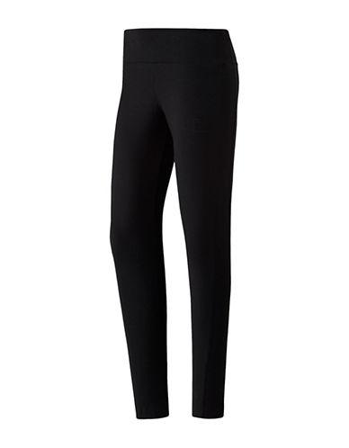 Reebok Classics Franchise Leggings-BLACK-Medium 89367880_BLACK_Medium