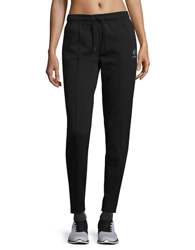 Reebok Tech Pants-BLACK-Small