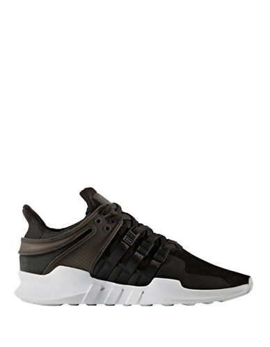 Adidas Originals Equipment Support Sneakers-BLACK-10.5