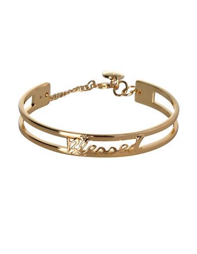 Bcbgeneration Blessed Bracelet-GOLD-One Size