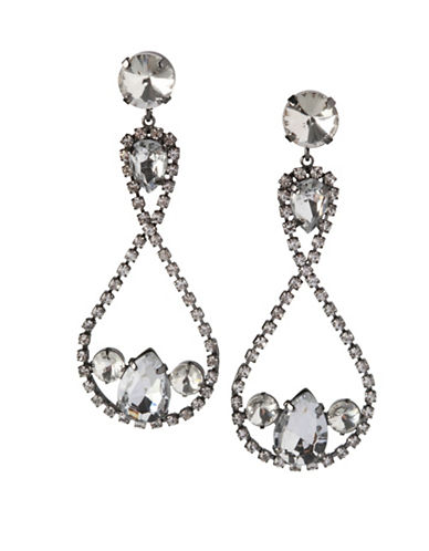Bcbgeneration Crystal Statement Earrings-ASSORTED-One Size