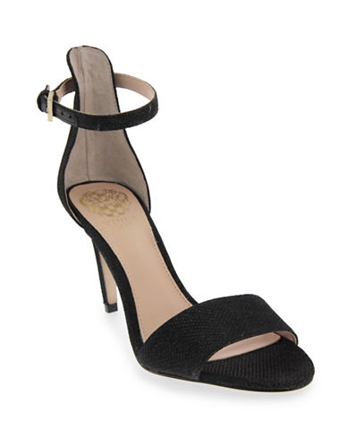 Vince Camuto Court Woven Dress Sandals-BLACK-12