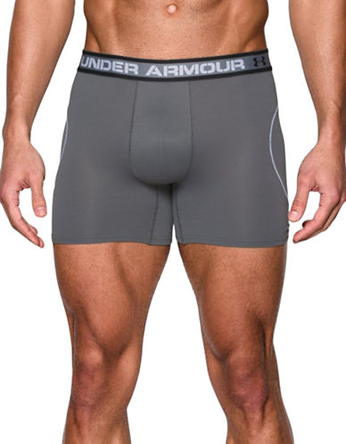 Under Armour Iso-Chill Mesh 6-Inch Boxerjock-GRAPHITE-Medium 88393152_GRAPHITE_Medium