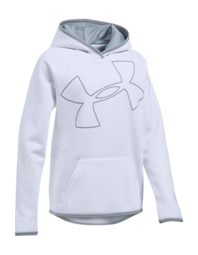 Under Armour Storm1 ColdGear Hoodie-WHITE-Medium 88793582_WHITE_Medium