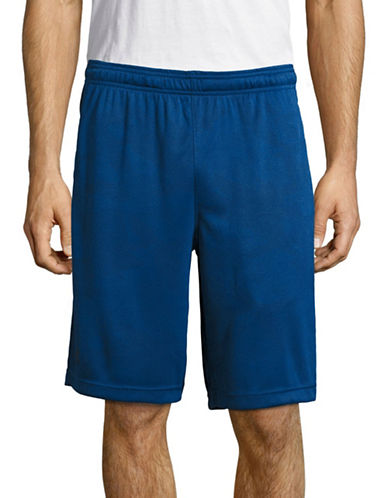 Under Armour Raid Jacquard Gym Shorts-HERON-Large 88443735_HERON_Large
