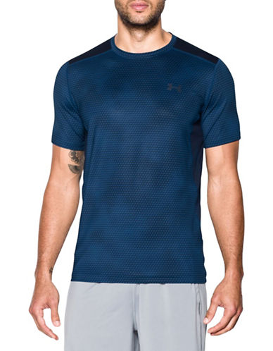 Under Armour Raid Short Sleeve T-Shirt-HERON-X-Large 88443561_HERON_X-Large
