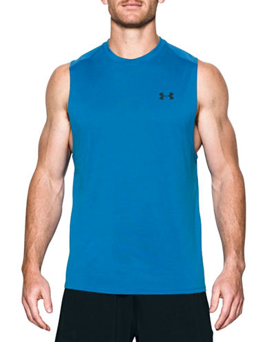 Under Armour Tech Muscle Tank-BLUE-X-Large 88443676_BLUE_X-Large