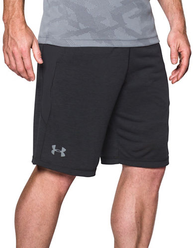 Under Armour Raid Printed Novelty Shorts-BLACK-Large 89098777_BLACK_Large