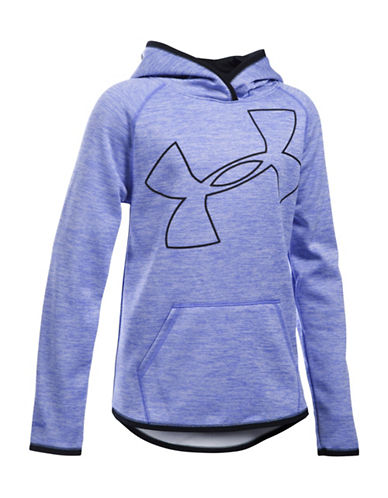 Under Armour Novelty Jumbo Logo Hoodie-PURPLE-X-Large 88765077_PURPLE_X-Large
