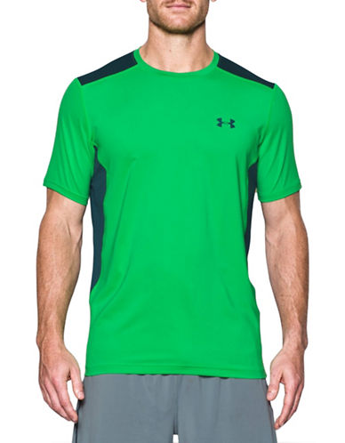 Under Armour Raid Short Sleeve T-Shirt-NORTHERN LIGHTS-X-Large 88443566_NORTHERN LIGHTS_X-Large