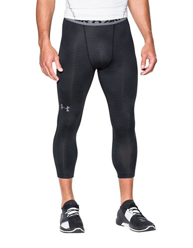 Under Armour HeatGear Performance Leggings-BLACK-Medium 88443604_BLACK_Medium