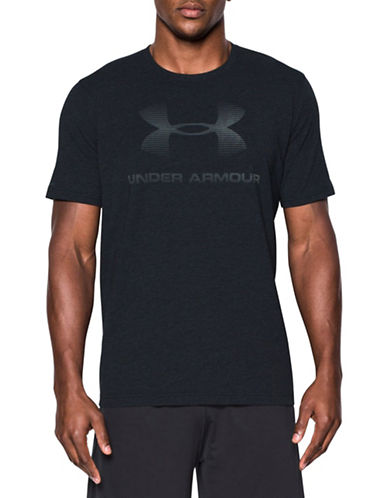 Under Armour Short Sleeve Performance T-Shirt-BLACK-Large 88443575_BLACK_Large