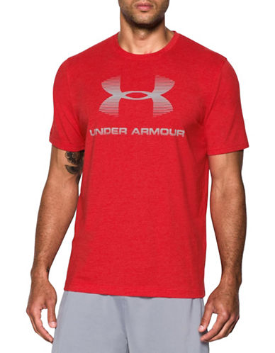 Under Armour Short Sleeve Performance T-Shirt-RED-Small 88443583_RED_Small