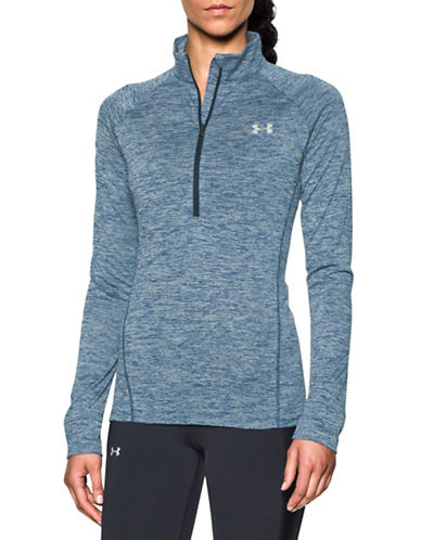 Under Armour Half Zip Twist Top-HERON-X-Large 88594057_HERON_X-Large