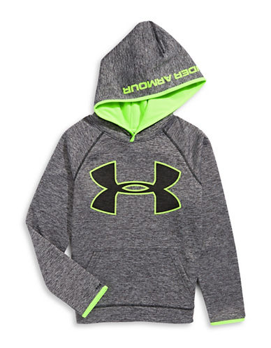 Under Armour Storm Water-Resistant Hoodie-BLACK-Large 88509501_BLACK_Large